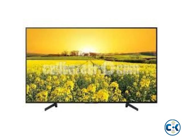 SONY BRAVIA 55X8000G TV 4K HDR Android with Voice Search | ClickBD large image 0