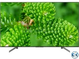 75 inch sony bravia X8500G 4K UHD ANDROID TV