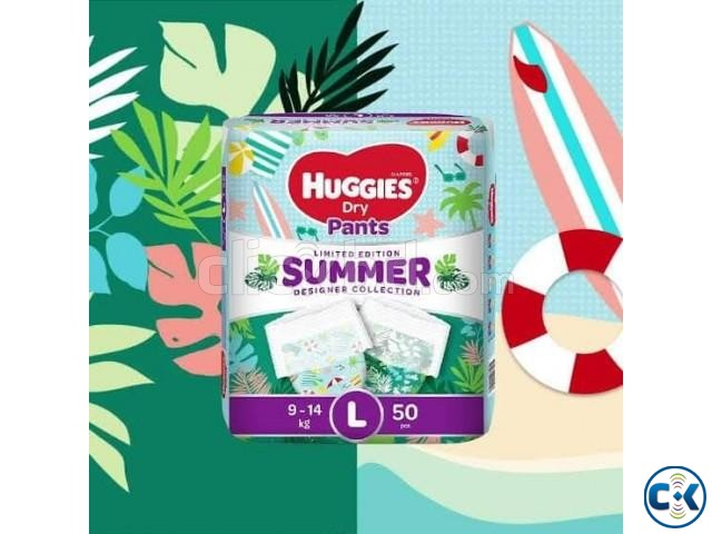 Huggies Dry Pants | ClickBD large image 0