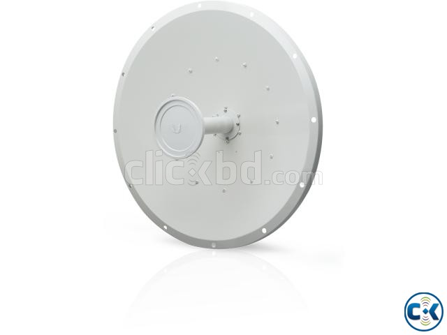 Ubiquiti Rocket AC Lite with 30dbi solid dish Antenna - 50km | ClickBD large image 1
