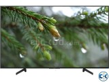 65 inch sony bravia X8000G 4K ULTRA ANDROID TV