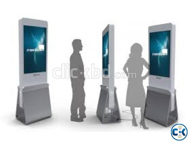 Multi Touch Kiosk in Bangladesh | ClickBD large image 1