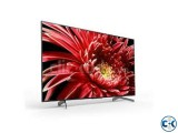 65 inch sony bravia X8500G 4K ANDROID UHD TV