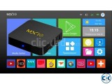 MX10 RK3318 Android 9.0 KODI 18 4K HDR TV BOX 4GB 32GB