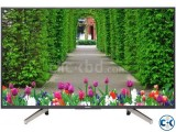 75 inch sony bravia X8000G 4K ULTRA ANDROID TV