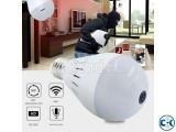 Spy Camera LED Light Bulb Night Vision