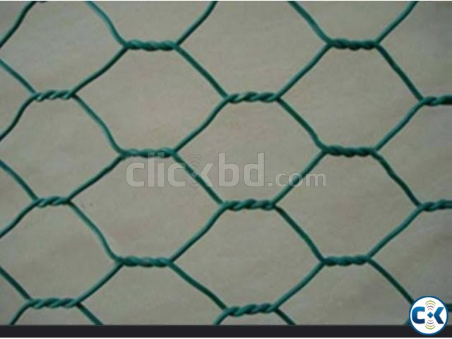 Hexagonal wire mesh | ClickBD large image 0
