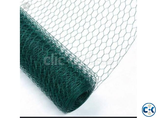 Hexagonal wire mesh | ClickBD large image 2