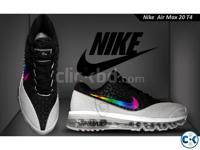 Nike-Air-Max 20 Shoe T4 | ClickBD large image 1