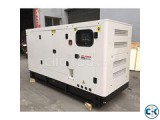 New 30 KVA Ricardo Canopy Type Diesel Gensets for Sale