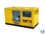 New 40 KVA Ricardo Canopy Type Diesel Gensets for Sale