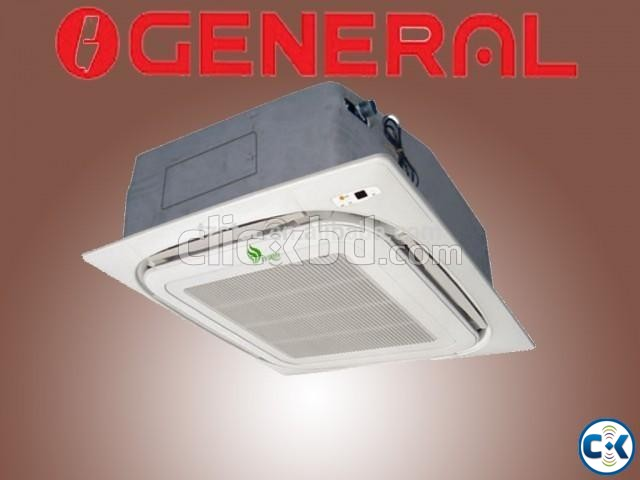 Fujitsu O General 4 Ton cassete celling AC | ClickBD large image 1