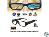 Spy Camera Eye-ware Glasses Video with voice Recorder