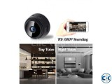 Spy Camera A9 V380 Pro Wifi IP Camera 150 View with Voice R