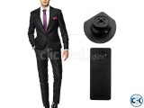 Spy Camera Button 32GB with Voice Video Recorder