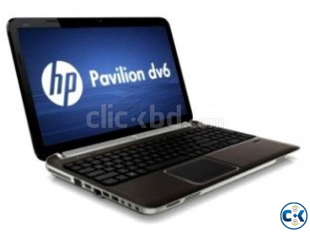 HP Pavilion Dv6 COREi 5 2nd gen_1GB Graphic with 4GB ram | ClickBD large image 0
