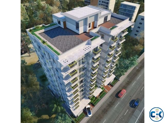 Basundhara R A 4 Bed South Face Al Most Ready For Sale | ClickBD large image 1
