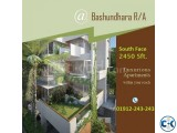 Basundhara R A 2450 Sft 4 Bed Almost Ready Falt