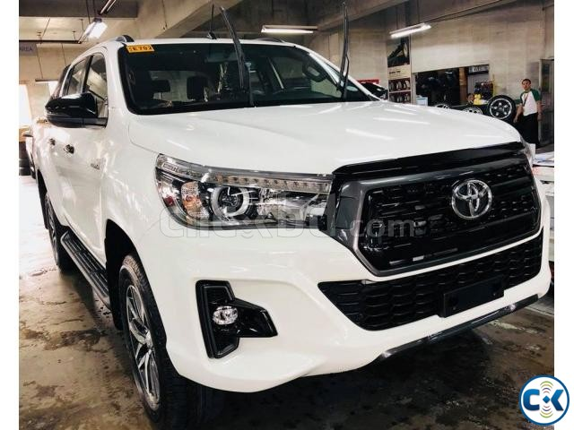 Toyota Hilux Double Cabin 2020 | ClickBD large image 0
