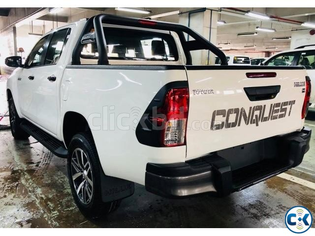 Toyota Hilux Double Cabin 2020 | ClickBD large image 2