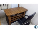 Office Furniture Office Table with Chair