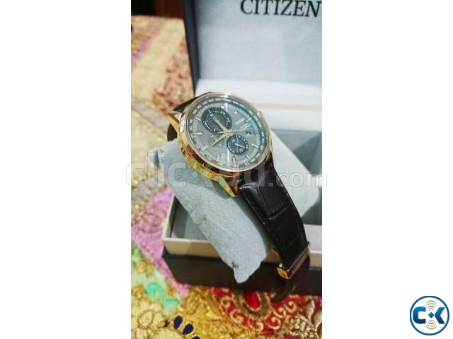Citizen Watch Eco Drive Radio Controlled 3 Year Guarantee | ClickBD large image 0