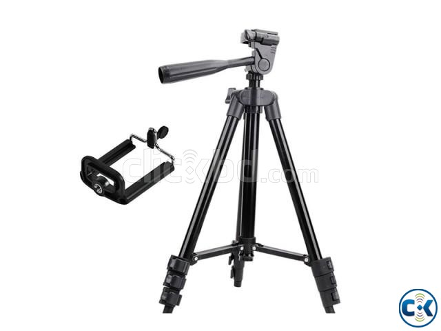 TF-3120 Portable Tripod for Mobile Camera | ClickBD large image 0