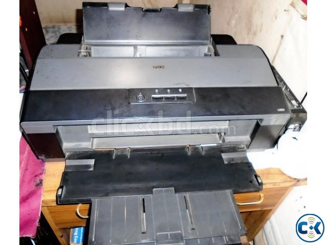 Epson L 1300 A3 Printer | ClickBD large image 1