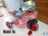 Brand New Baby Tricycle Paddle Honda RX