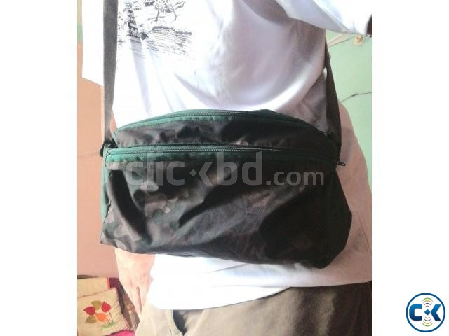 Camo Shoulder Bag | ClickBD large image 0