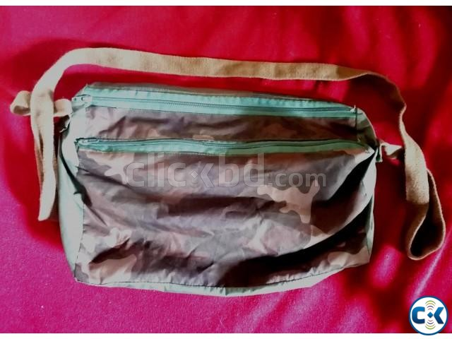 Camo Shoulder Bag | ClickBD large image 1