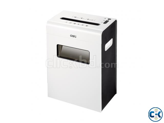 6 Sheet E-9921 16 Liter Paper Shredder Machine | ClickBD large image 0