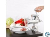 ALUMINIUM ALLOY MEAT MINCER