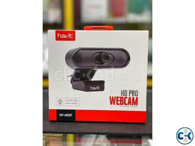 Havit ND-97 Webcam 720 Pixed HD Pro | ClickBD large image 0