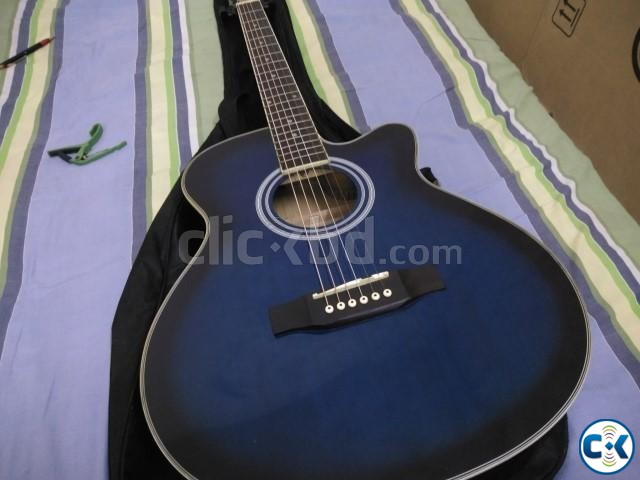 TGM guitar With accessories  | ClickBD large image 0
