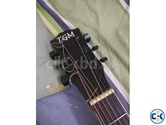 TGM guitar With accessories  | ClickBD large image 1