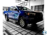 TOYOTA HILUX SURF DOUBLE CABIN 2020