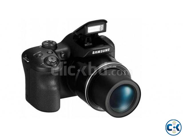Samsung WB1100F Wi-Fi Smart Semi DSLR Camera | ClickBD large image 0