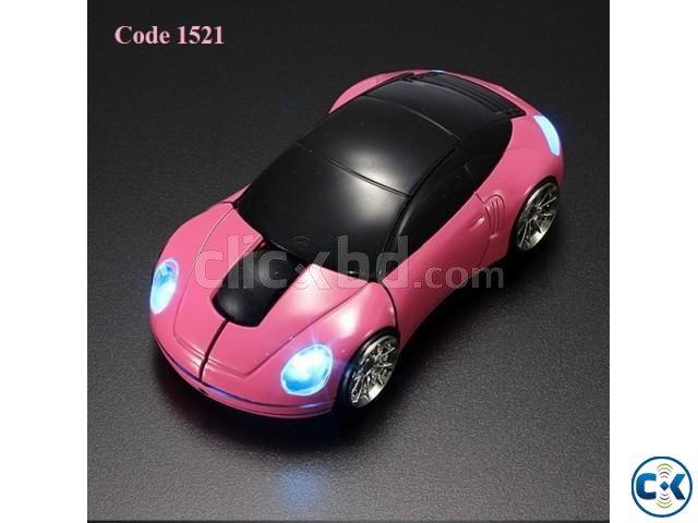 Car Shape Wireless mouse | ClickBD large image 0