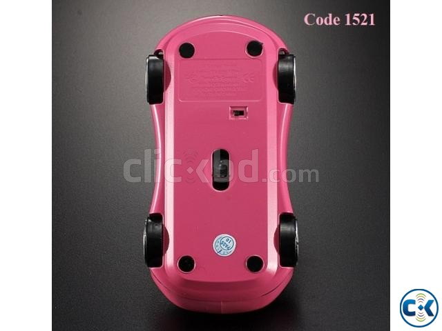 Car Shape Wireless mouse | ClickBD large image 3