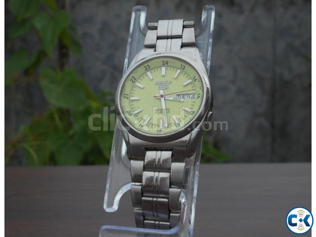 SEIKO 5 Automatic Full radium | ClickBD large image 0
