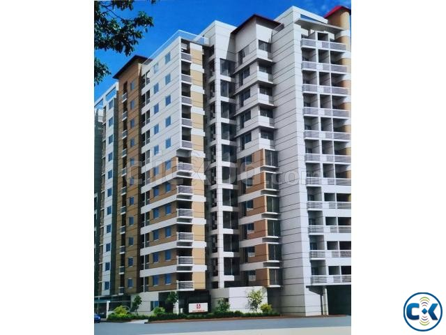 Luxurious Used Flat will be sold in Shyamoli with the cheape | ClickBD large image 0