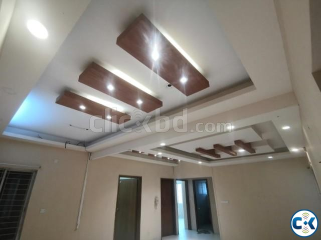 Luxurious Used Flat will be sold in Shyamoli with the cheape | ClickBD large image 3