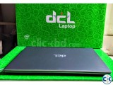 DCL New Laptop Core i3 8th generation