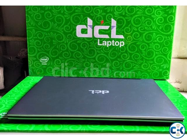 DCL New Laptop Core i3 8th generation  | ClickBD large image 0