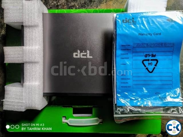 DCL New Laptop Core i3 8th generation  | ClickBD large image 2