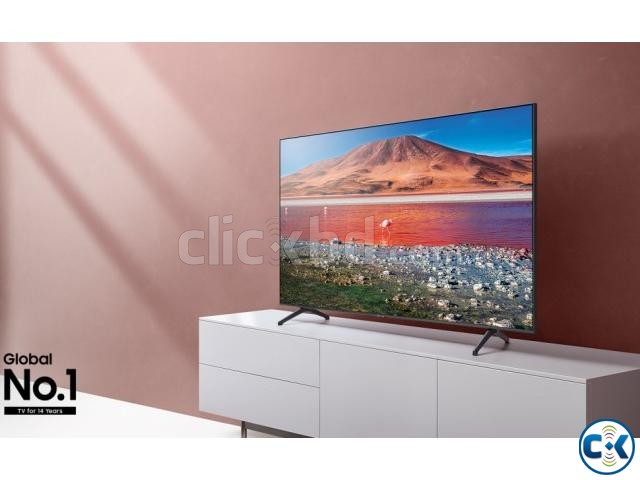 BRAND NEW 55 inch SAMSUNG TU7000 UHD 4K TV | ClickBD large image 2
