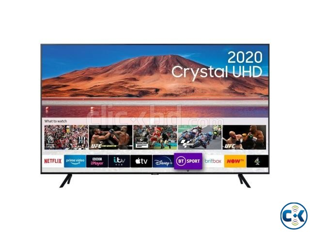 BRAND NEW 55 inch SAMSUNG TU7000 UHD 4K TV | ClickBD large image 3