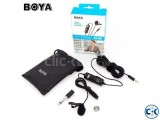Original BOYA M1 Microphone For Smartphone DSLR Laptop P