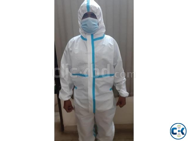 Emergency Medical Protective Clothing Coverall | ClickBD large image 0